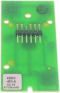 Precor Treadmill Snap Dome D-Pad PCA Circuit Board p/n 49003403