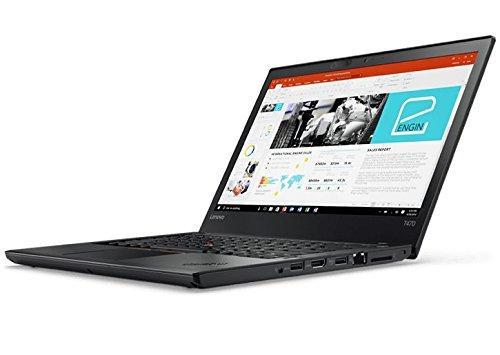 Oemgenuine Lenovo ThinkPad T470 Laptop Computer 14 Inch FHD Display 1920x1080, Intel Dual Core i5-6300U, 16GB RAM, 256GB SSD (PCIe-NVMe), W10P, Business Laptop