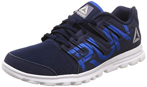 10. Reebok Men's Ultra Speed V3 Lp Collegiate Navy/Awesome Running Shoes