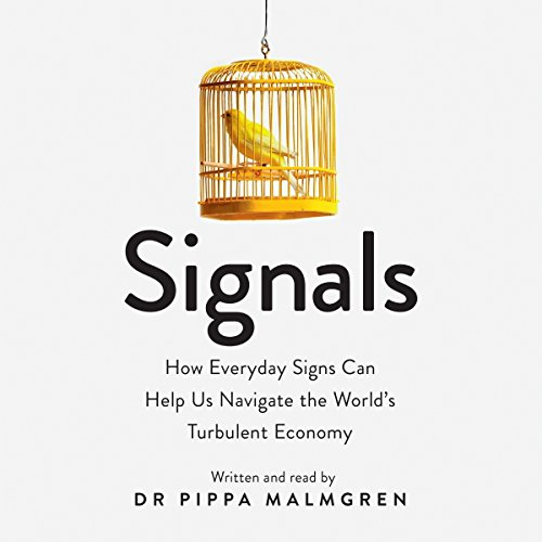 Signals audiobook cover art