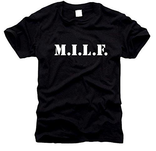 MILF M.I.L.F. Hunter T-shirt pour chien Taille XL