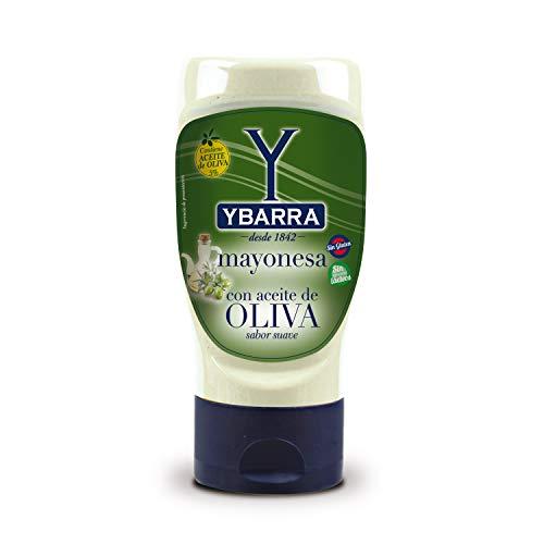Ybarra  Mayonesa Ybarra Fussion Aceite Oliva , 250 ml