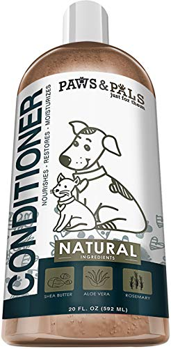Paws & Pals Dog Conditioner For Dry Itchy Skin