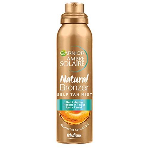 Garnier Ambre Solaire Natural Bronzer, Spray...