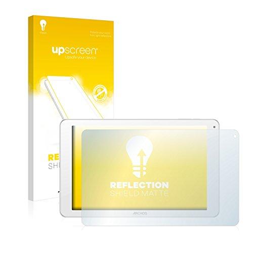 upscreen Entspiegelungs-Schutzfolie kompatibel mit Archos 101c Platinum – Anti-Reflex Bildschirmschutz-Folie Matt