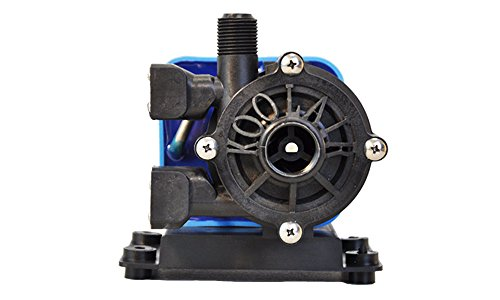 """KoolAir Pumps PM500-230, Submersible, 230 Volts, 500 GPH Marine Air Conditioning Seawater Circulation Pump, 6-Foot Cord, Inlet 3/4"""" FPT x Outlet 1/2"""" MPT, Intertek ETL-Certified"""