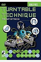 TURNTABLE TECHNIQUE: THE ART OF THE DJ CD-ROM