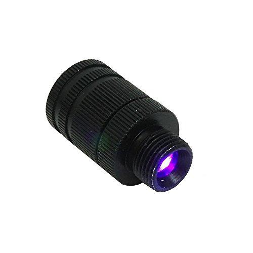 Safari Choice Compound Bow Optic LED Sight Light Thread Universal Fit, 3/8-32