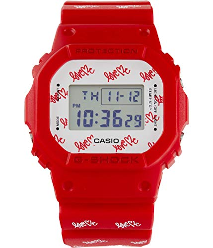 G-Shock DW5600LH-4 Red One Size