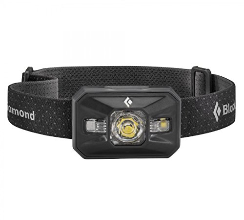 Black Diamond Storm Stirnlampe Black 2019 Stirnlampe joggen