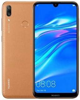 Huawei Y7 Prime 2019 Dual Sim - 32 GB, 3 GB RAM, 4G LTE - Amber Brown