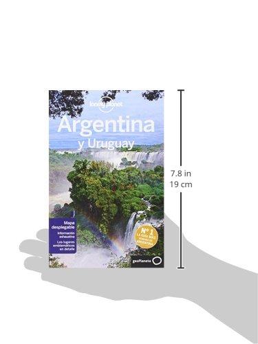 Argentina y Uruguay 5 (Guías de País Lonely Planet)