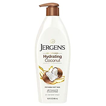 jergens coconut hydrating lotion