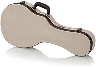 Gator Cases Journeyman Series Deluxe Wood Case for Mandolin; Fits Both A & F Style (GW-JW MANDOLIN)
