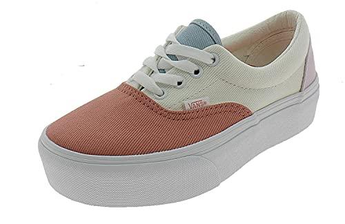 VANS ERA Platform Zapatos Deportivos para Mujer Multicolore VN0A3WLU9MK1