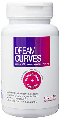 Dream Curves Termogênico, Divinitè Nutricosméticos, 120 Cápsulas