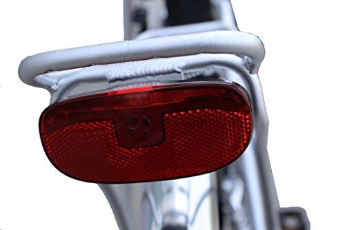 swemo 20 Zoll Alu Klapp E-Bike/Pedelec SW100 (Silber) Bild 6*