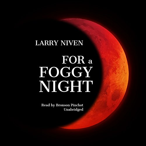 For a Foggy Night audiobook cover art