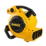 DeWalt DXAM-2260 Portable Air Mover/Floor Dryer, 600 Cfm