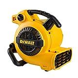 DEWALT DXAM-2260 Portable Air Mover/Floor Dryer, 600 Cfm