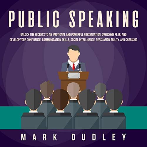 Public Speaking cover art