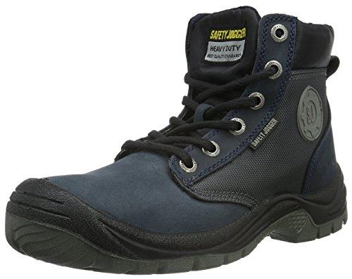 Safety Jogger DAKAR, Unisex-Erwachsene Sicherheitsschuhe, Blau (070), 40 EU (7 Erwachsene UK)