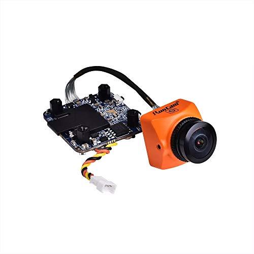 XuBa RunCam Split 3 Micro 1080P 60fps HD-Aufnahme WDR Niedrige Latenz 16: 9/4: 3 NTSC / PAL-umschaltbare FPV-Kamera für RC-Drohnen Halloween
