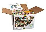 PlayMais EDULINE Mosaic Insekten Bastel-Set für Kinder ab 3 Jahren | Motorikspielzeug mit 12.000 Stück & 3D Vorlagen zum Basteln & Lernen | Fördert Kreativität & Feinmotorik | Natürliches Spielzeug