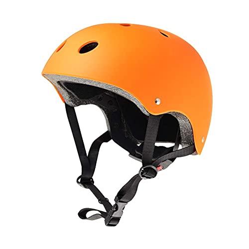 LYTBJ Casco de Bicicleta Casco de Bicicleta Cascos de Skate Casco para niños Tamaño Ajustable Se USA para Proteger la Cabeza