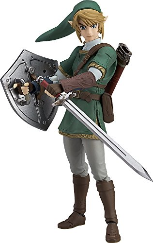 "Good Smile Company G90228, The Legend of Zelda: Twilight Princess Figma-Actionfigur ""Link"""