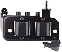 OCPTY Set of 1 Ignition Coil Compatible with OE: UF335 C1325 Fit for Kia Rio 2001-2005