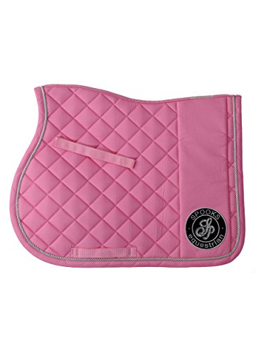 SPOOKS Schabracke Saddle Pad Montegrosso more pink