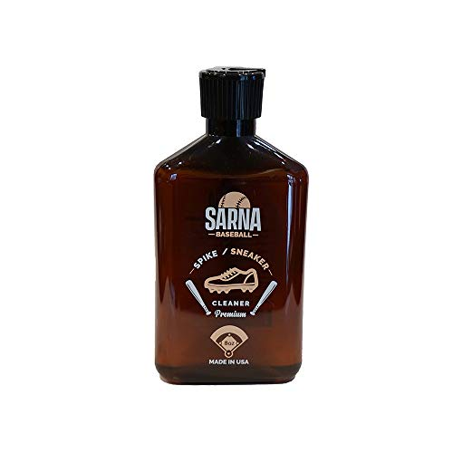 Sarna Baseball Shoe Cleaner - Fabric, Leather, Whites and...