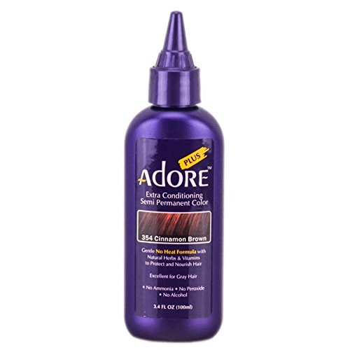 Adore Plus #354 CINNAMON BROWN 3.4 FL OZ