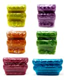 Blisters de Plástico Pack 600 Cartuchos para Monedas desde 5 Céntimos a 2 Euros