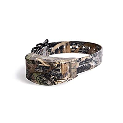 SportDOG Brand WetlandHunter 425/425X Add-A-Dog Collar - Additional, Replacement, or Extra Collar for Your Remote Trainer - Waterproof and Rechargeable with Tone, Vibration, and Static, Realtree Max-5