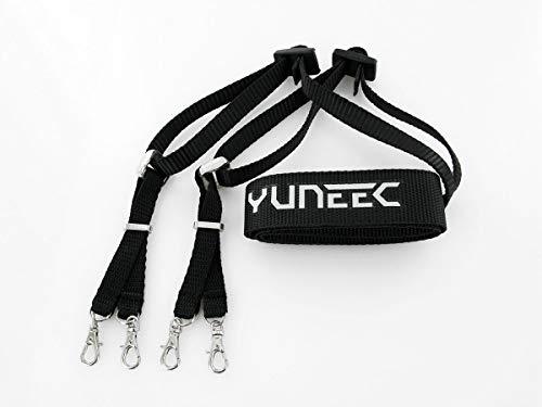 Yuneec - Correa para Control Remoto St16 y St16S, Color Negro