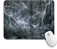 マウスパッド 個性的 おしゃれ 柔軟 かわいい ゴム製裏面 ゲーミングマウスパッド PC ノートパソコン オフィス用 デスクマット 滑り止め 耐久性が良い おもしろいパターン (ラベンダーカービーハーブステム癒しの香り自然風のアートワークを水彩で)