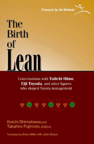 The Birth of Lean (English Edition)