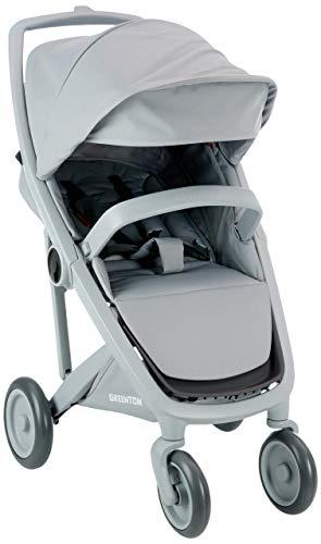 Greentom A+F grijs-V16 Unisex - Baby Buggy