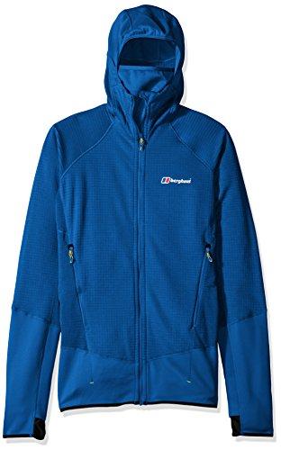 Berghaus Pull à Capuche Homme Extrem 7000 XL Snorkel Blue