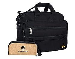 AS Grabion Polyester Messenger Bag, 20 (01mgasgblack, Black),AS Grabion,ASG-MGLP-01