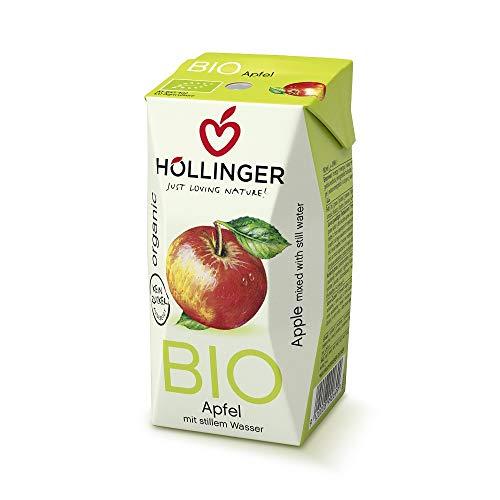 Höllinger BIO Schulsaft Apfel 3x200ml, 600 ml