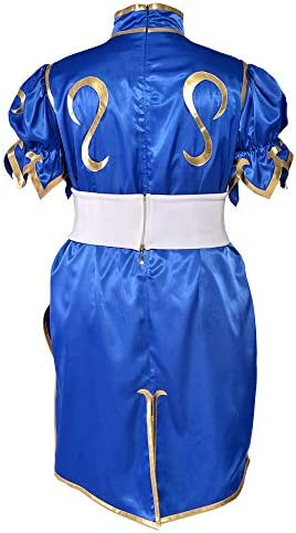 Chun li costume kids _image2