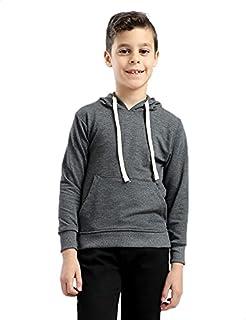 Kady Cotton Kangaroo-Pockets Hoodie for Kids