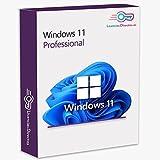 Licencia de Windows 11 Pro   Factura y Licencia se enviarán físicamente a través de Correos, con copia virtual en mensajería de Amazon   Activación garantizada al 100%