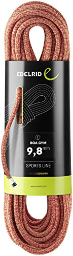 EDELRID Boa Gym 9.8mm 35m - red/Green
