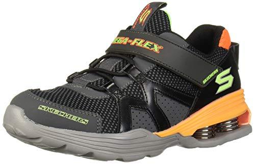 Skechers Kids Boy's Gore & Strap Sneaker 97990L