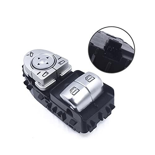 MeiZi 2059057011 Car CAMISETRO DE Vidrio DE VIGURO DE VIBUJO Potencia Interruptor Interruptor Ajuste para Mercedes-Benz Vito Viano C205 W447 C200 C220 C63 C180 A20590503