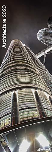 Architecture 2020 - Fotokalender - 34x98cm - Wandkalender King Size mit spektakulärer Architektur